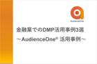 金融業でのDMP活用事例3選 ~AudienceOne® 活用事例「信用スコアリング」など~