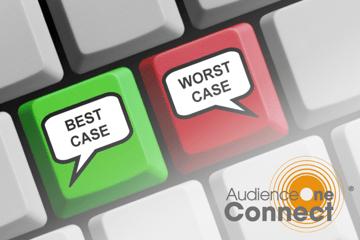 避けるべきデータを活用した配信設計とは。AudienceOne Connect®想定BADケース