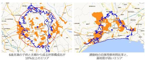 地図情報システムとの連携