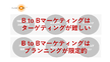 3つのデータを使ったAudienceプランニング(BtoB編)