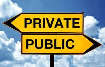 プライベートDMPとパブリックDMPの違い
