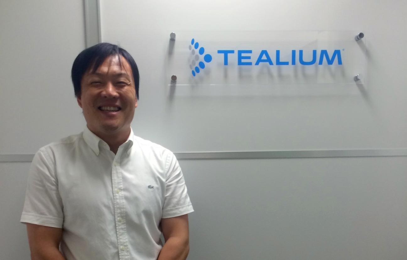 """【前編】既存デジタルマーケティングソリューションを活かす""""データハブ""""に/TEALIUM JAPAN日本地区パートナービジネス統括 関 基陽 様インタビュー"""